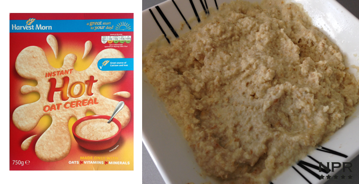 Aldi Instant Hot Oat Cereal Review New Product Reviews