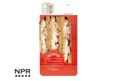 new christmas sandwiches reviewed
