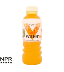 V Water Ginger & Mango Review