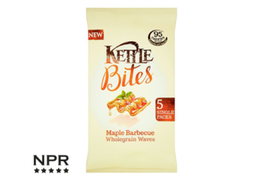 New Kettle Crisps review
