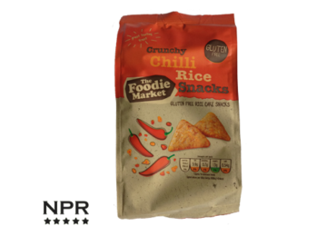 Aldi gluten free rice snacks