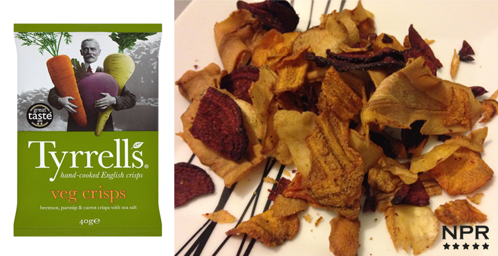 Vegetable crisp reviews