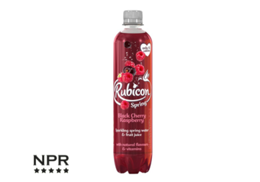 Rubicon bottle drinks