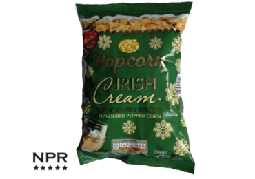 new popcorn flavours
