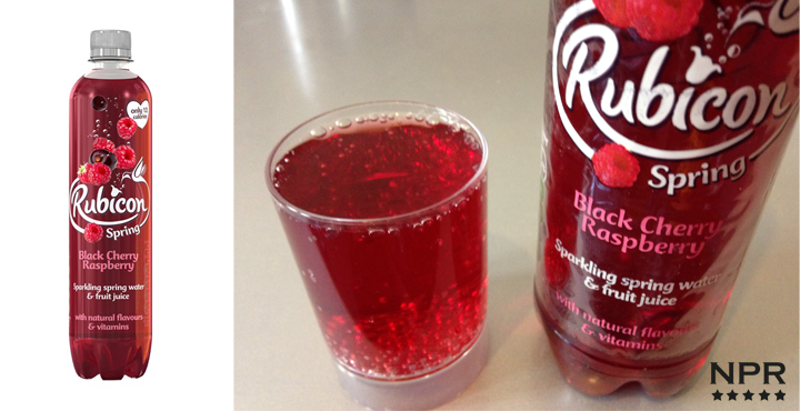 Rubicon fizzy drink reviews