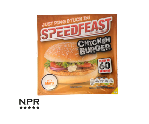Lidl Sdfast En Burger Review New Product Reviews Supermarket Products