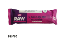 Aldi Blackcurrant Raw Fruit Bar Review