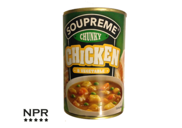 Aldi tinned soups reviews