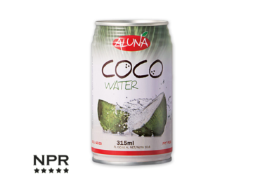 Coconut water can drinks reviewed