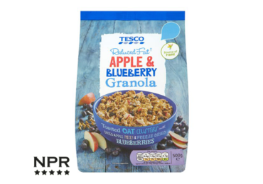 new product reviews - Granola
