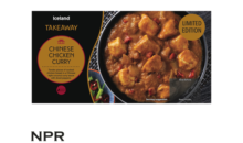 Iceland Takeaway Chinese Chicken Curry Review