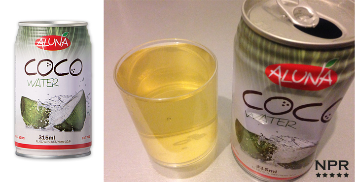 coconut water drinks reviewed