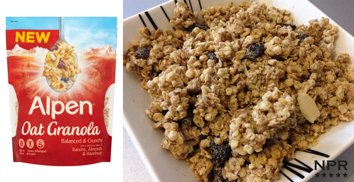 Granola reviews UK