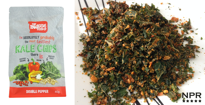 new product reviews - kale chips