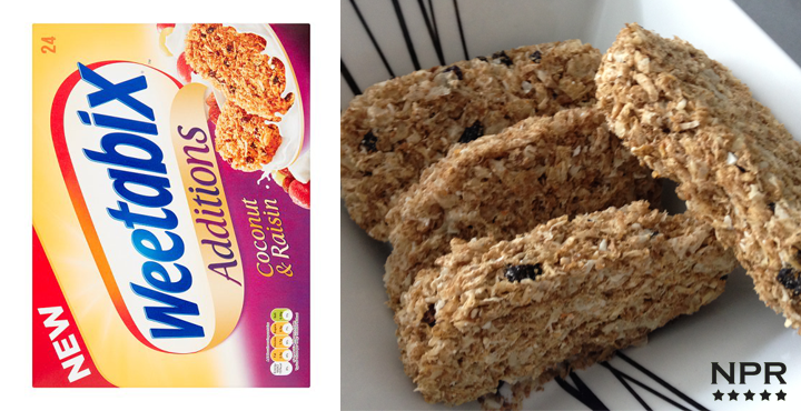 Weetabix limited edition