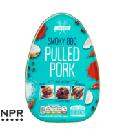 Tinned Pulled Pork review