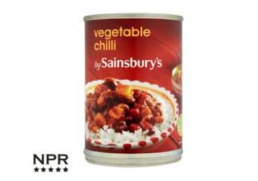 Sainsburys tinned foof reviews