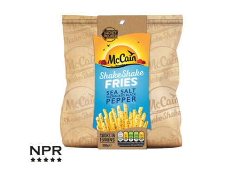 New Mccain chips fries