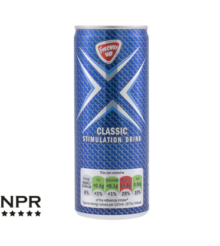 Lidl X Energy Drink Light Review