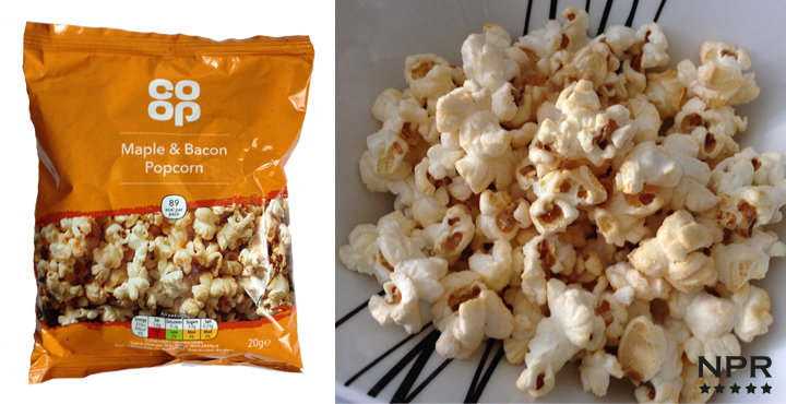 bacon popcorn review