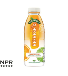 Robinsons Refresh'd Orange & Lime Review