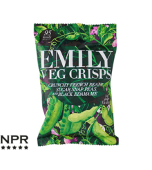 Emily Veg Crisps Review