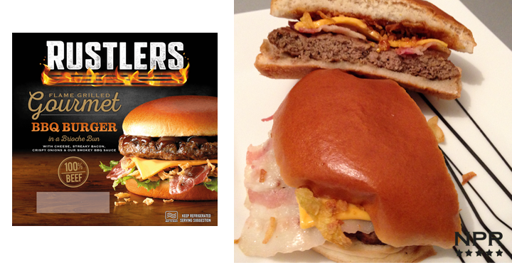 Rustlers gourmet review