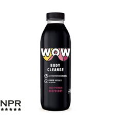 WOW Body Cleanse Raspberry Drink