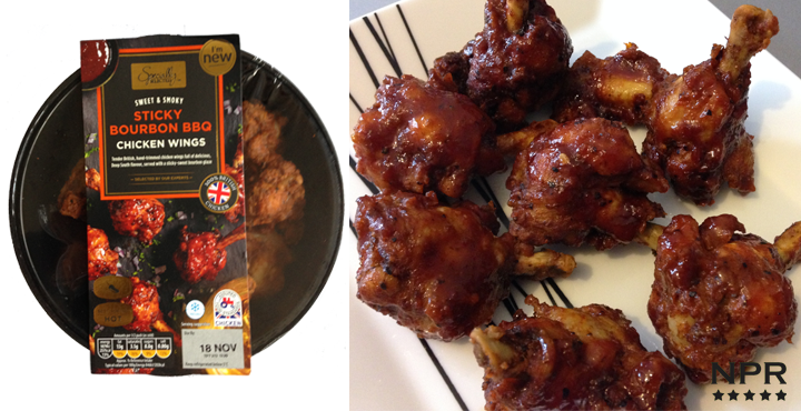 Aldi bbq chicken review
